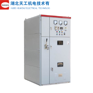 High voltage solid state soft start cabinet