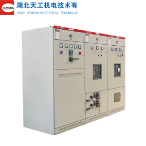 High voltage reactive power compensation device