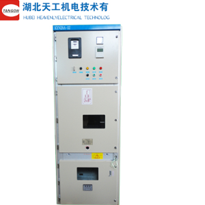 Soft start control cabinet
